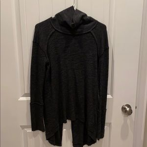 Feee people turtleneck sweater